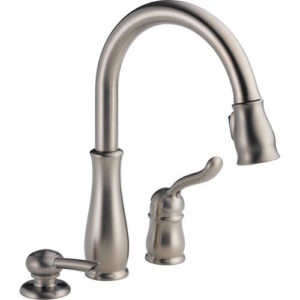 Delta Leland 978-SSSD-DST Kitchen Faucet Review