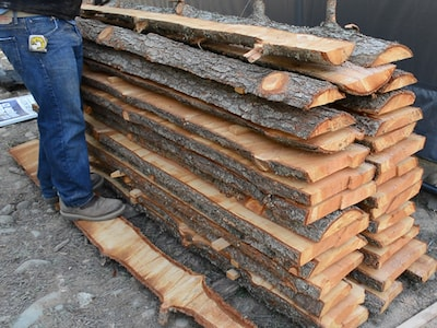 How to make Lumber